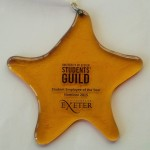 student employee of the year awards yellow star